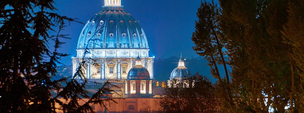 Roma vista dal Gianicolo
