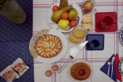 La tavola imbadita